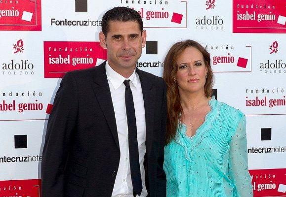 Fernando Hierro's Wife Sonia Hierro