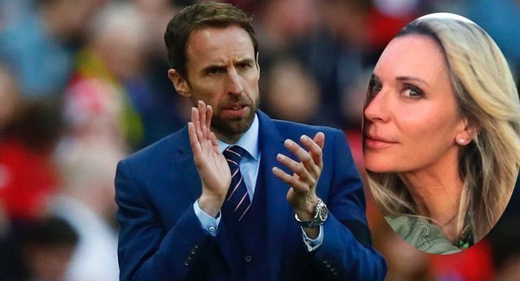 Gareth Southgate's Wife Alison Southgate