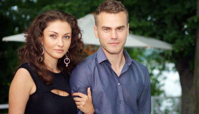 Igor Akinfeev's Wife Ekaterina Gerun