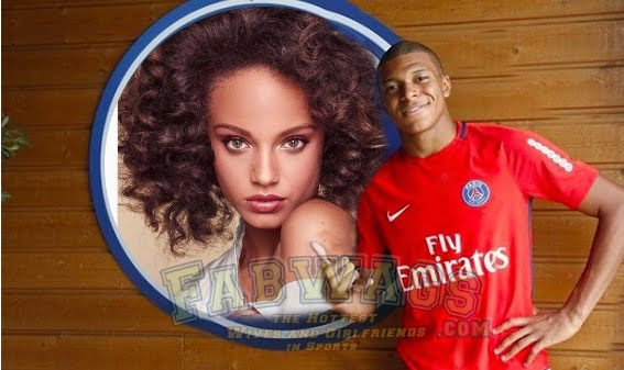 3 Facts About Kylian Mbappe's Rumored girlfriend Alicia Aylies