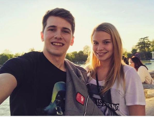 Luka Doncic's Girlfriend Anamaria Goltes (Bio, Wiki