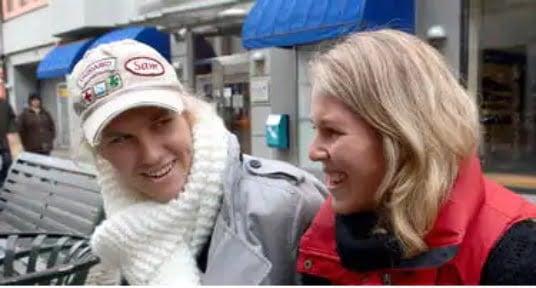 Ola Toivonen's Wife Emma Herbring Toivonen