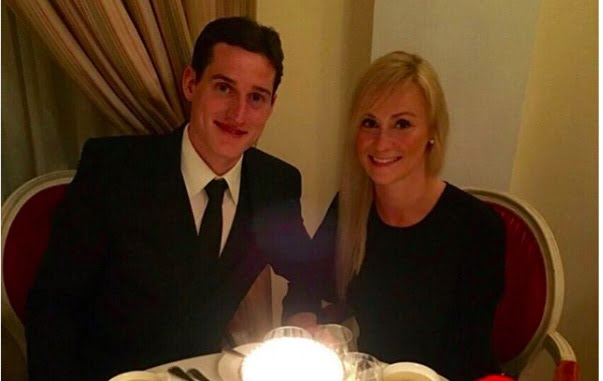 Sebastian Rudy's Wife Elena Rudy