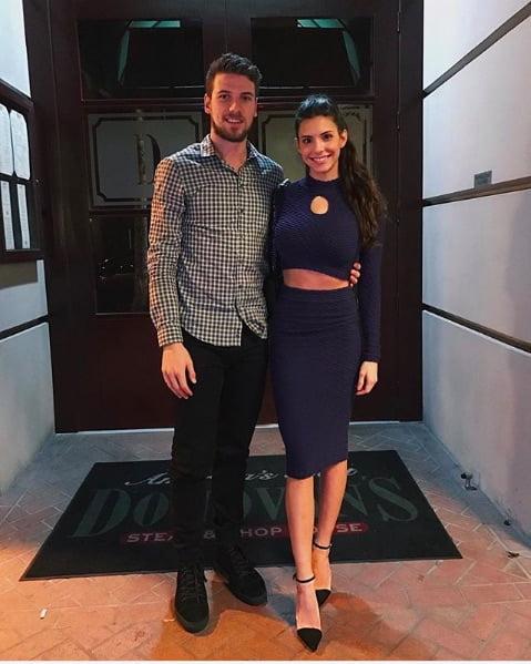 Shea Theadore S Girlfriend Mariana Alston Bio Wiki