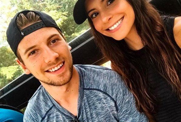 Shea Theodore's Girlfriend Mariana Alston