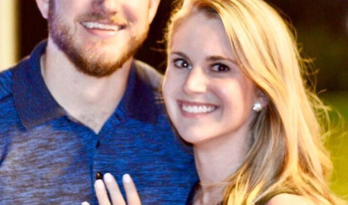Max Muncy's girlfriend Kellie Cline