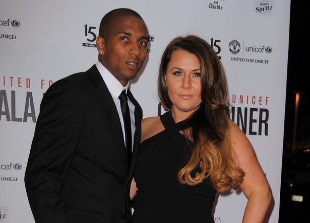 Ashley Young's Wife Nicky Pike