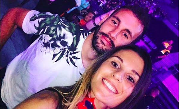 Cristian Stuani's Wife Ximena Pippo