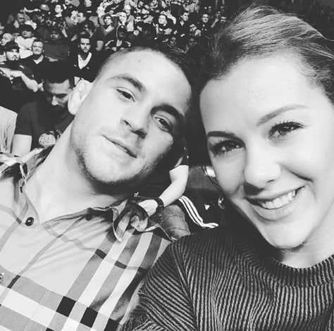 Dustin Poirier's Pretty wife Jolie Poirier