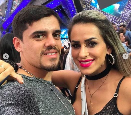 Brazil Fagner's Wife Barbara Lemos