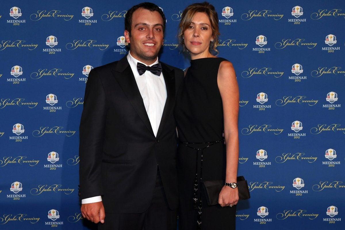 Francesco Molinari's Wife Valentina Molinari