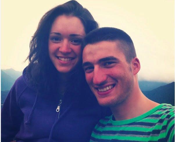 Gianno Moscon's Ex-Girlfriend Sofia Bertizzolo