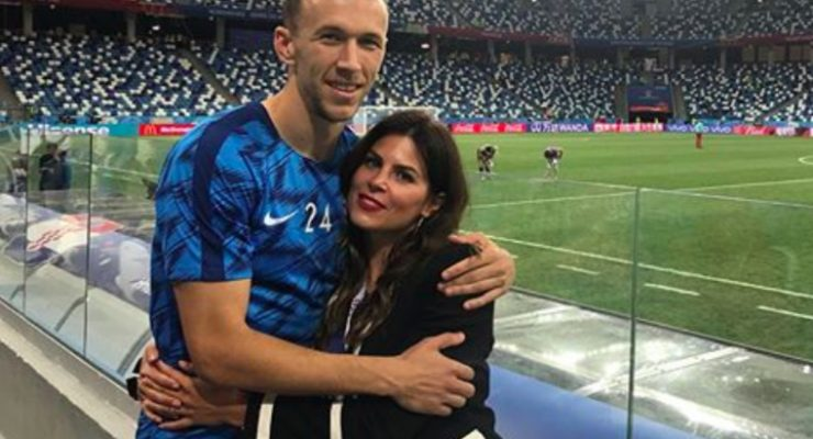 Ivan Perisic's Wife Josipa Perisic