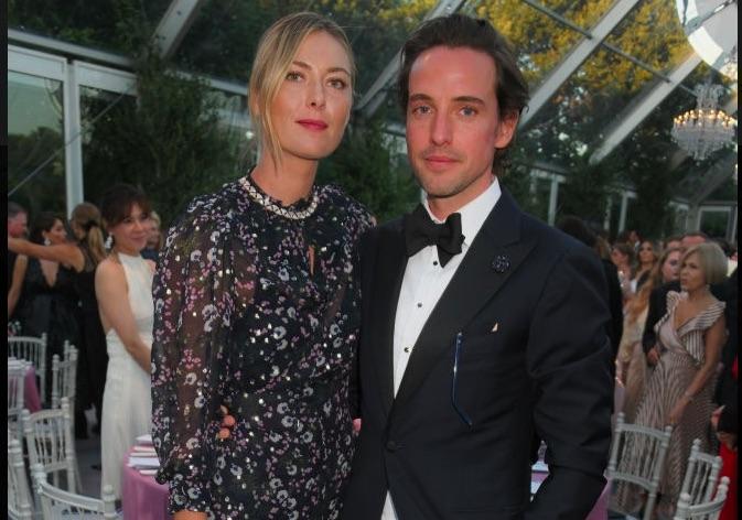 Maria Sharapova's Boyfriend Alexander Gilkes
