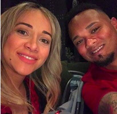 Martin Maldonado's Wife Janelise Maldonado