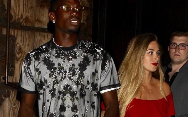 Meet Paul Pogba's Girlfriend Maria Salaues