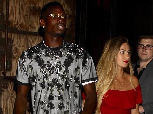 Meet Paul Pogba's Girlfriend Maria Salaues