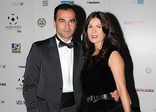 Roberto martinez wife