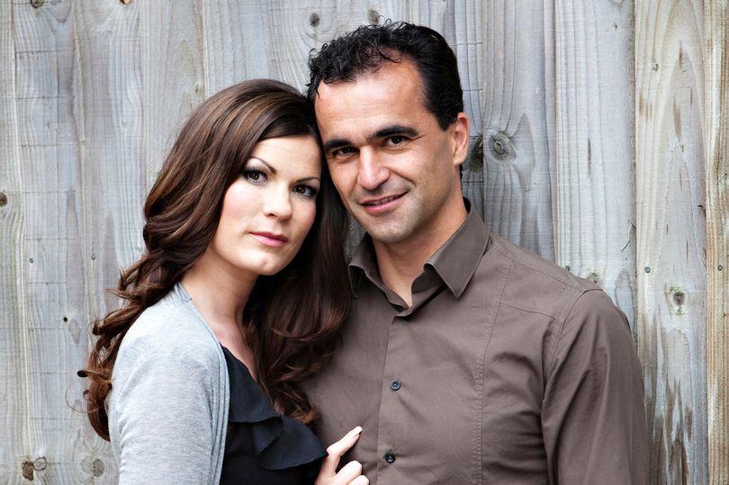 Roberto Martinez's Wife Beth Thompson