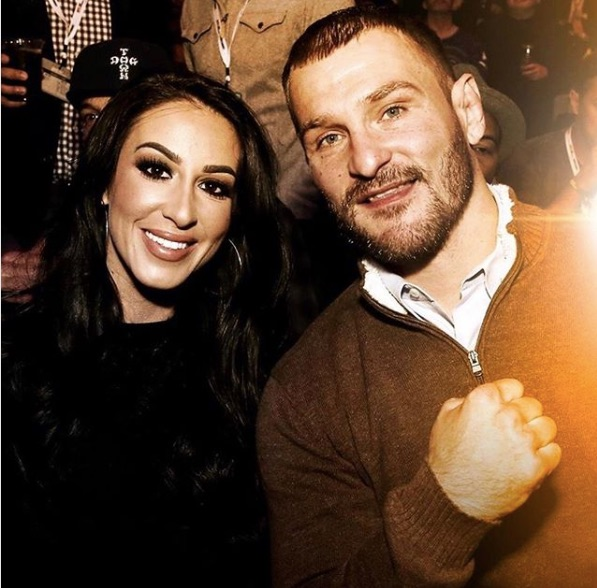 MMA Fighter Stipe Miocic's Wife Ryan Marie Carney Miocic