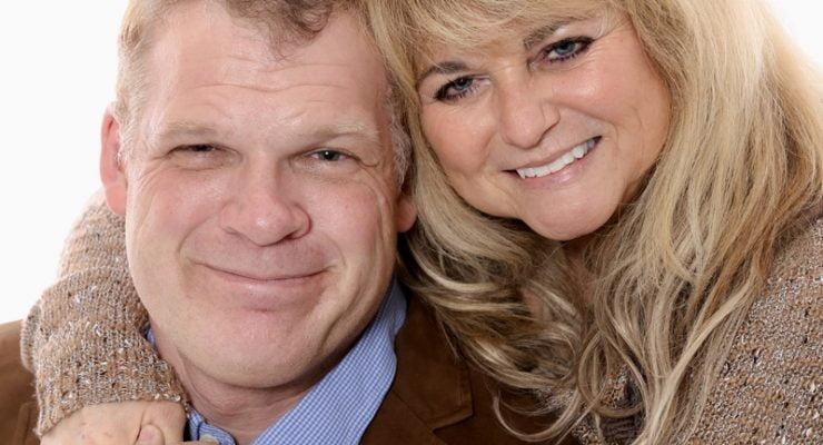 "Glenn Jacobs ""Kane"" wife Crystal Maurisa Goins"