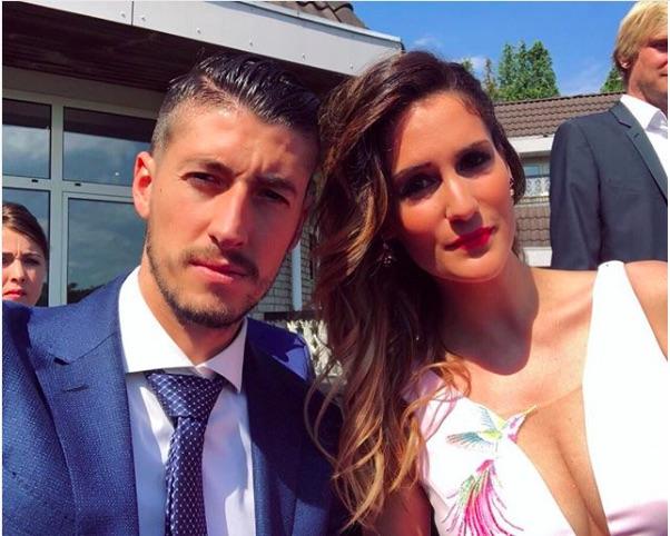 Sergio Escudero's Wife Tatyana Campillo