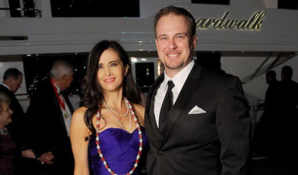 Texas' Tom Herman's Wife Michelle Herman