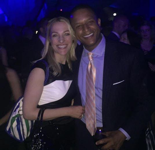 Lindsay Czarniak's Husband Craig Melvin (Bio, Wiki