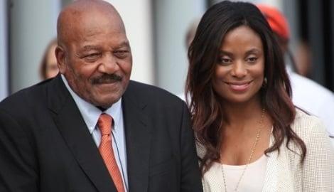 Meet Jim Brown's Wife Monique Brown