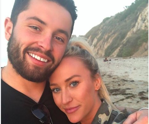 Meet Baker Mayfield's Girlfriend/ Fiancee Emily Wilkinson