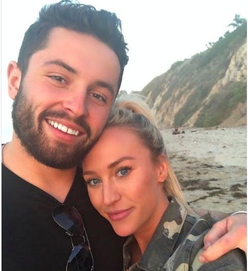 Meet Baker Mayfield's Wife Emily Wilkinson Mayfield