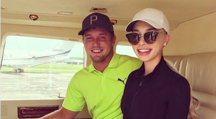 Bryson Dechambeau's Hot Girlfriend Sophia Phalen Bertolami