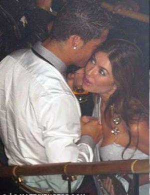 Kathryn Mayorga Ronaldo