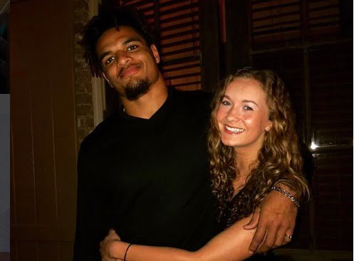 Minkah Fitzpatrick's Girlfriend Anna Riggs Tully