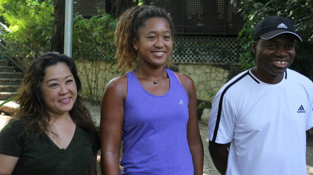 Image result for naomi osaka parents