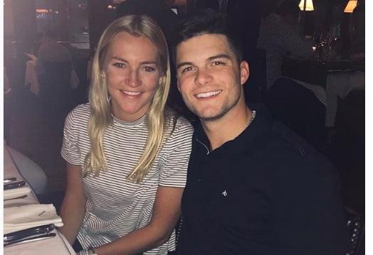 Andrew Benintendi's Girlfriend Becca Schamel