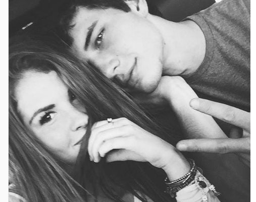 Dylan McCaffrey's Girlfriend Camryn Dyke