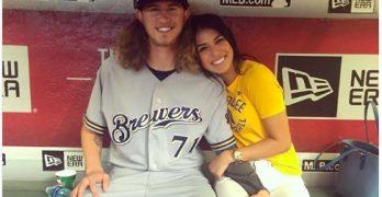 Josh Hader's Girlfriend Maria Macias