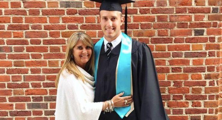 Kyle Lauletta's mother Kim Lauletta