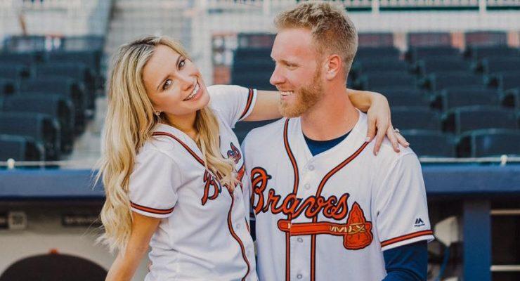 Meet Mike Foltynewicz's Wife Brittany Foltynewicz