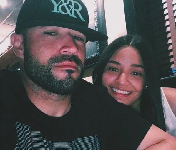 Sandy Leon's Pretty Wife Liliana Triana Castro