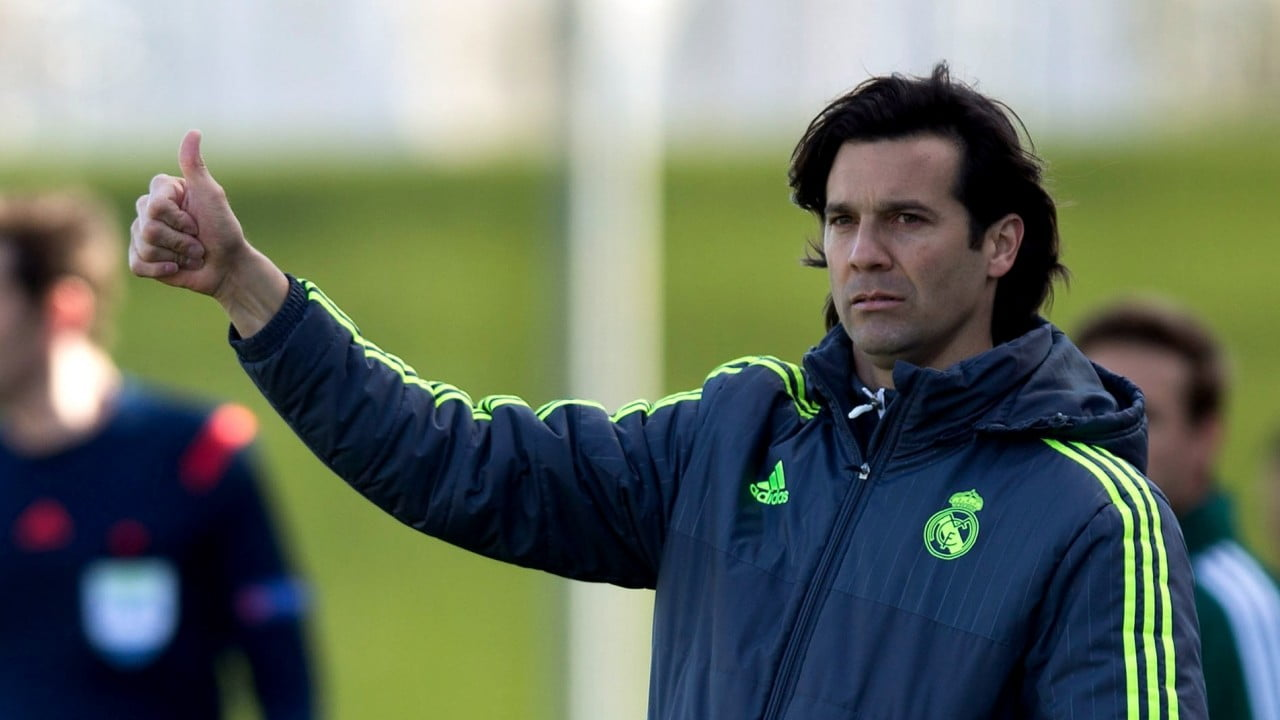Who is Santiago Solari's Wife?