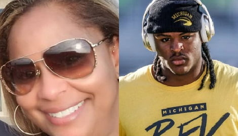 Devin Bush's Mother Kesha Bush