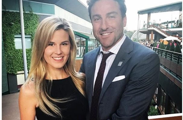 Justin Gimelstob's Girlfriend Austin Ruth