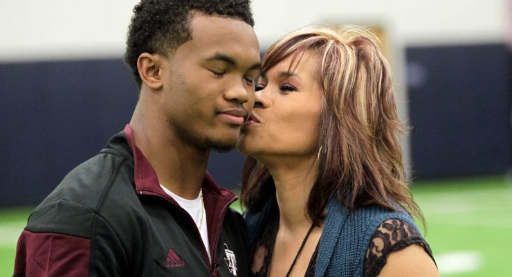 Kyler Murray's Mother Missy Murray