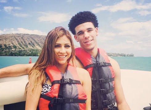 Meet Lonzo Ball's girlfriend Denise Garcia
