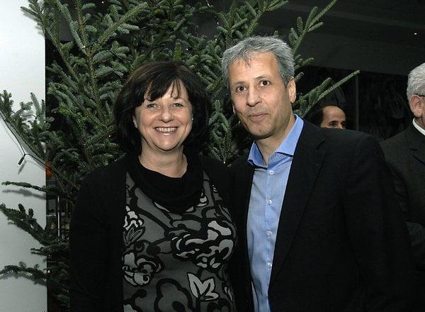 Lucien Favre's Wife Chantal Favre