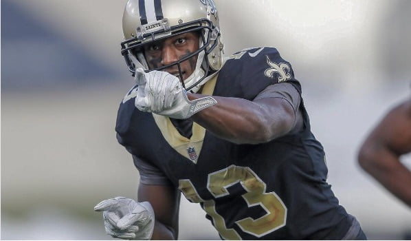 Who is Saints Michael Thomas' Girlfriend?