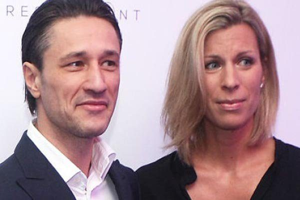 Niko Kovac's wife Kristina Kovac