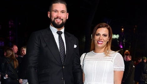 Tony Bellew's Wife Rachael Roberts